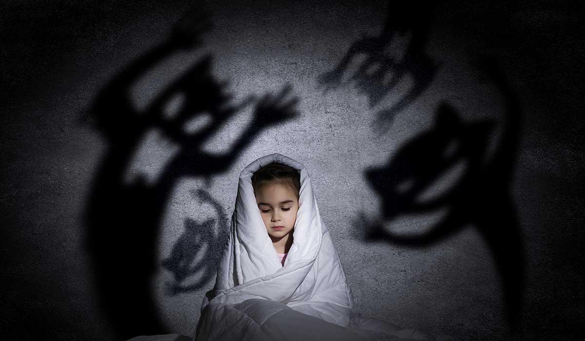 ¿Qué es un terror nocturno y cómo afecta a los niños?