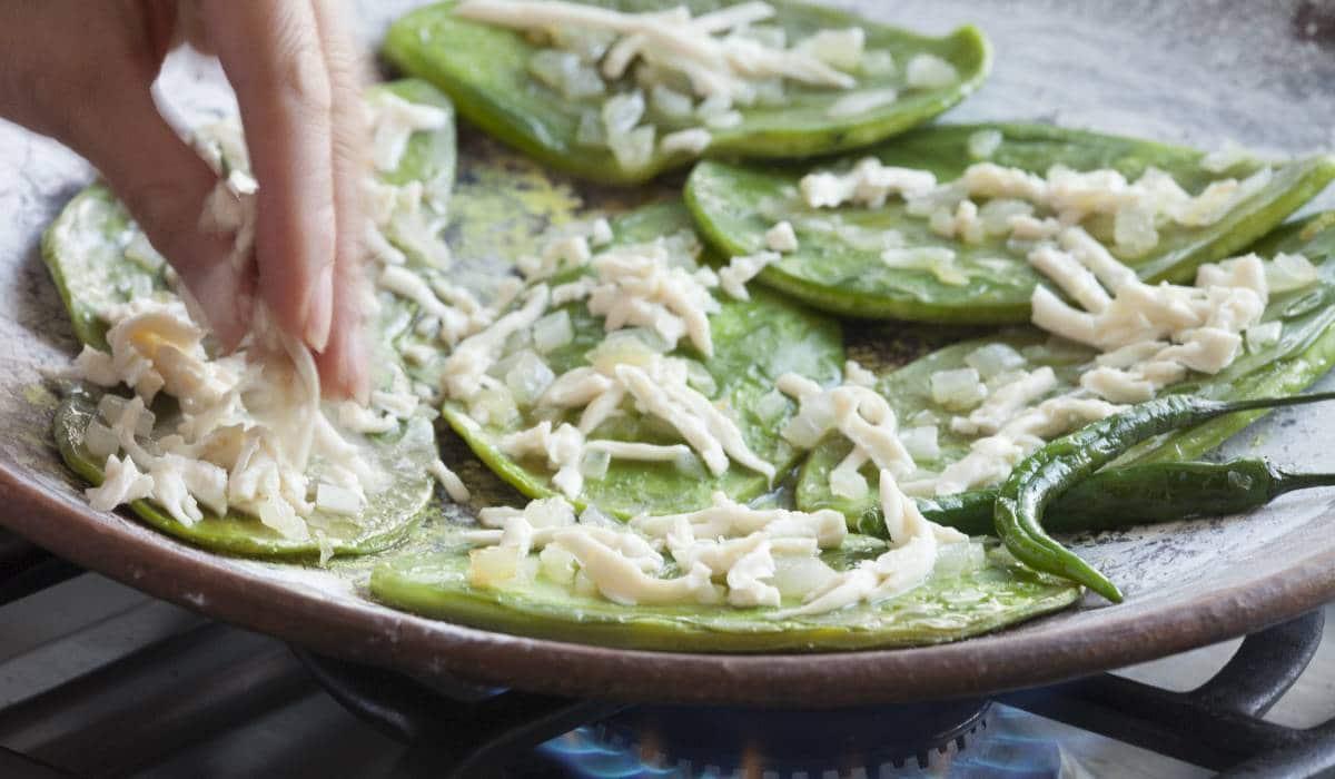 3 recetas con nopal, identidad y orgullo mexicano