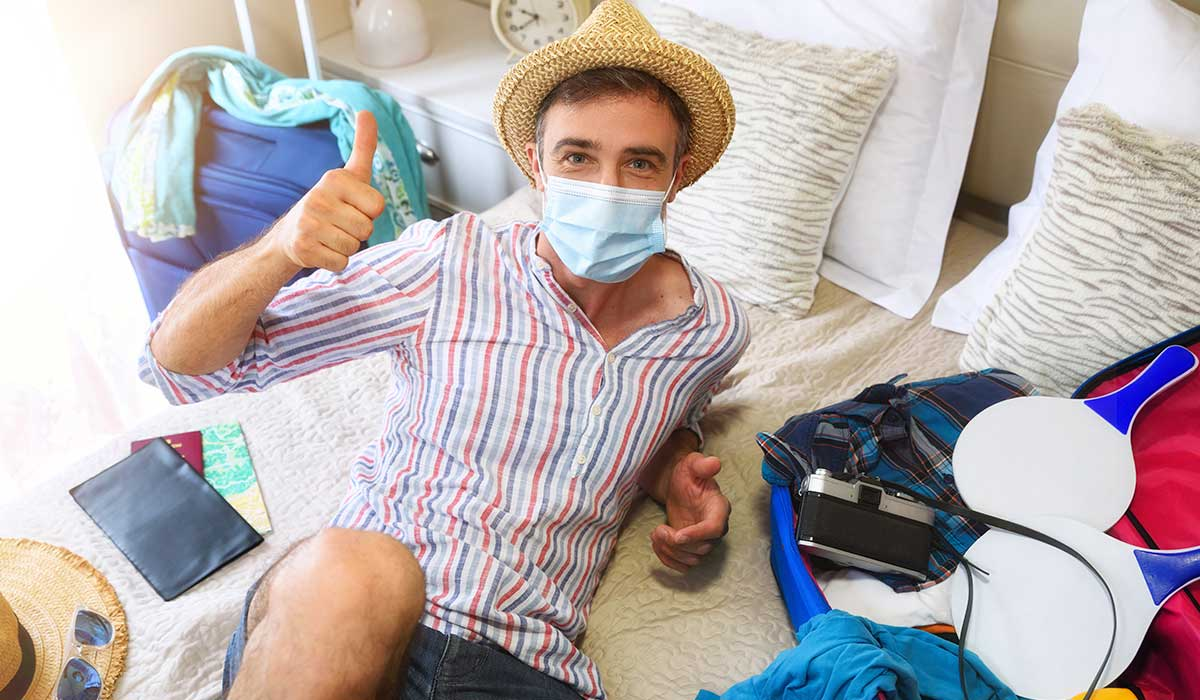¿es posible salir de vacaciones con el coronavirus?
