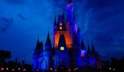 es poco probable que pase algo en Disney World