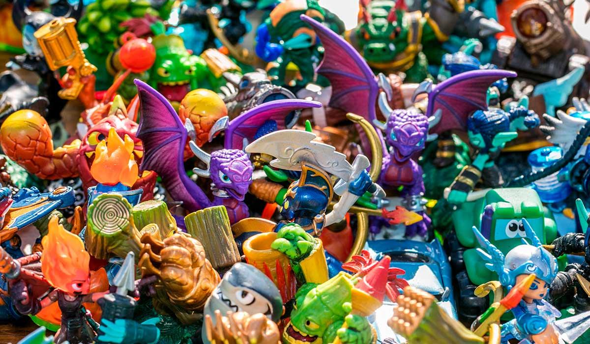 juguetes que valen mucho dinero