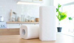 uso correcto de las toallas de papel