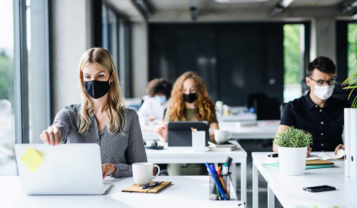 Cómo será el ambiente en oficinas cuando termine el confinamiento