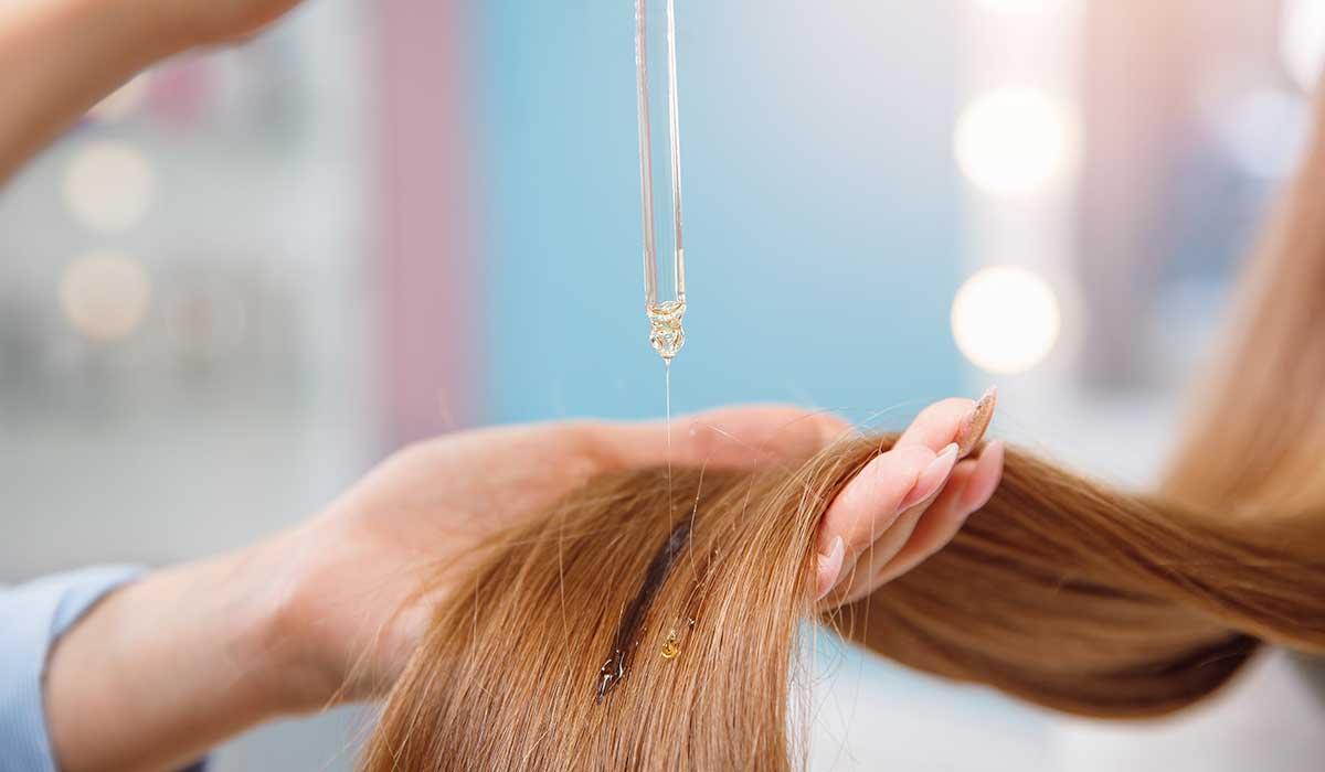 señales para utilizar vitaminas en el cabello