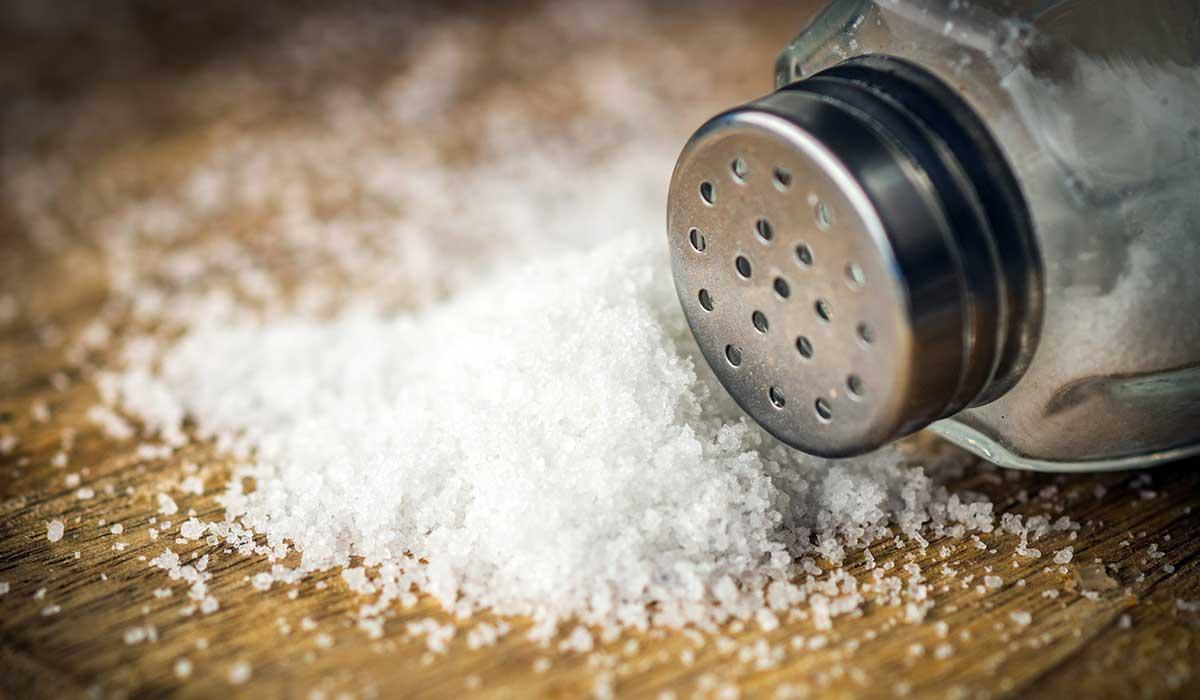 tips consumo de sal