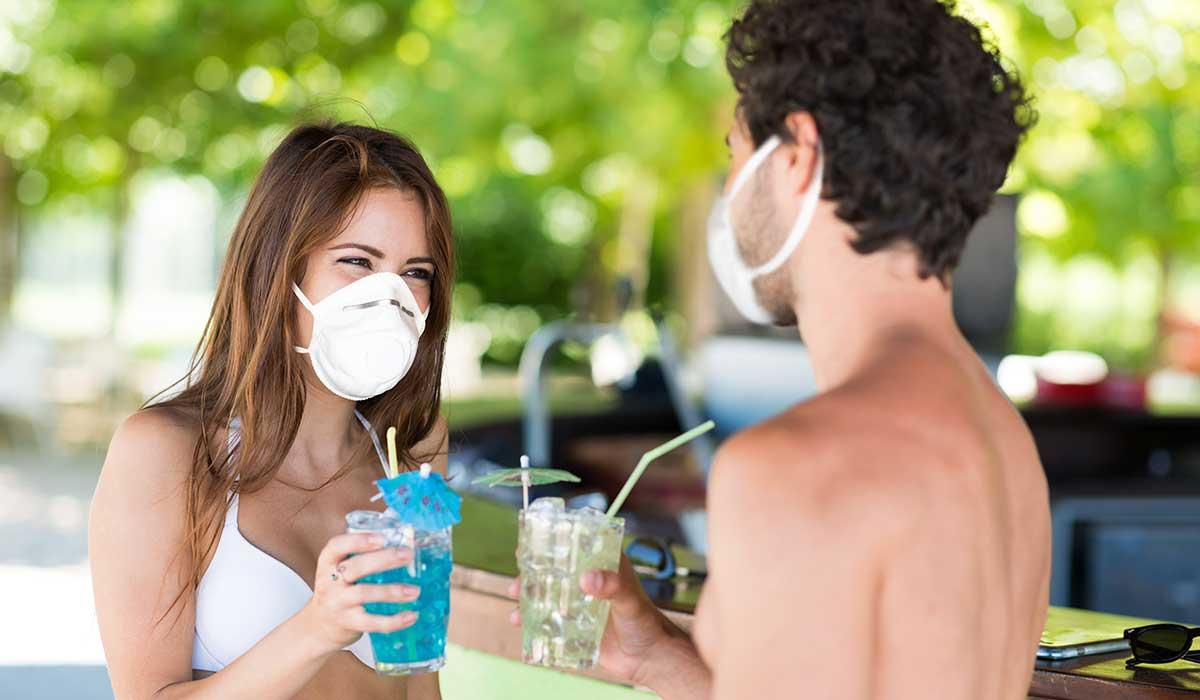 tips para visitar la playa y evitar contagiarte de coronavirus