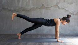 calma el estrés de la pandemia con yoga