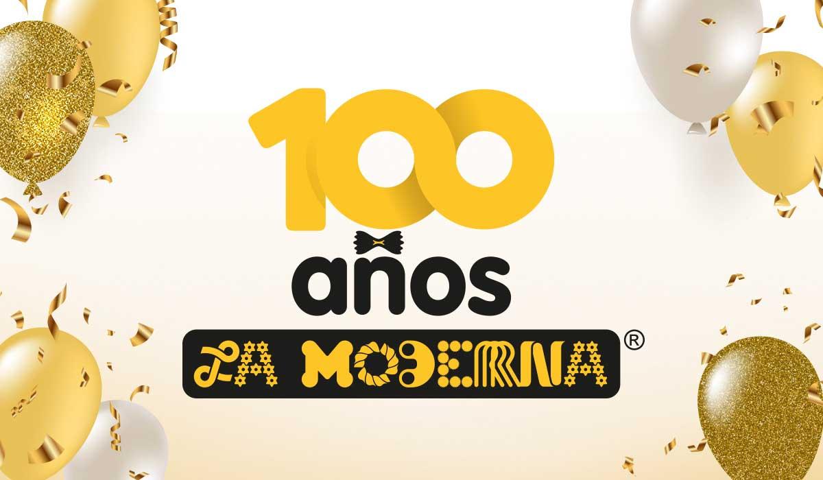 La Moderna cumple 100 años