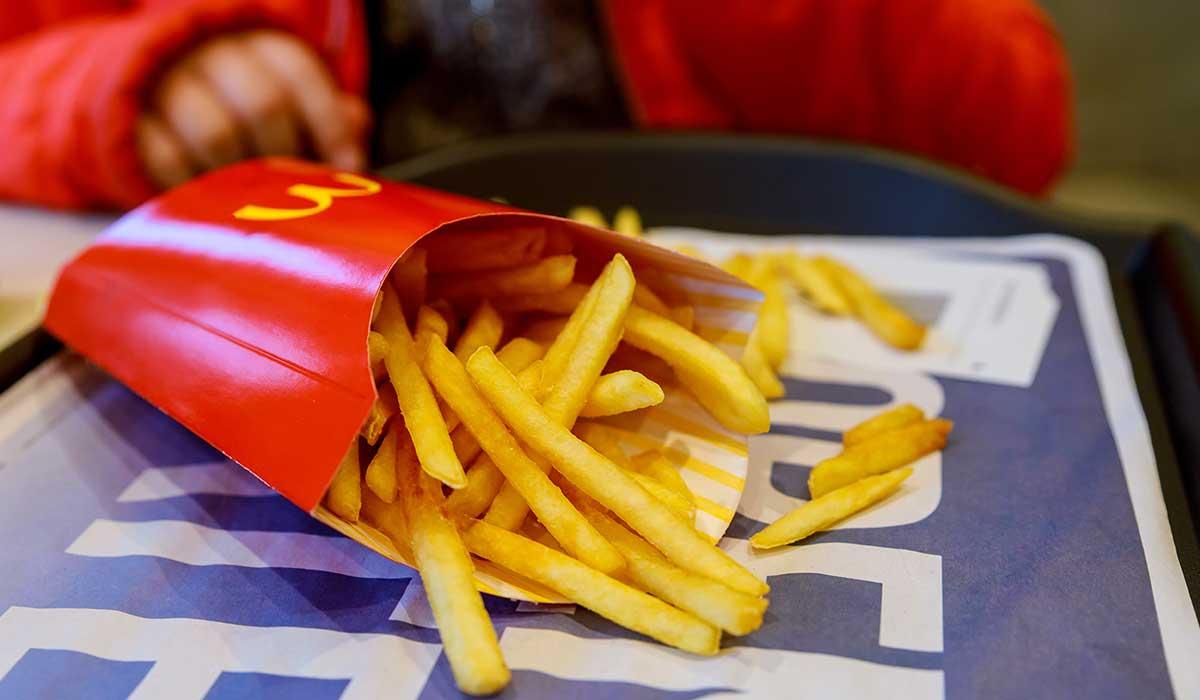 McDonald's cambió el sabor de sus papas