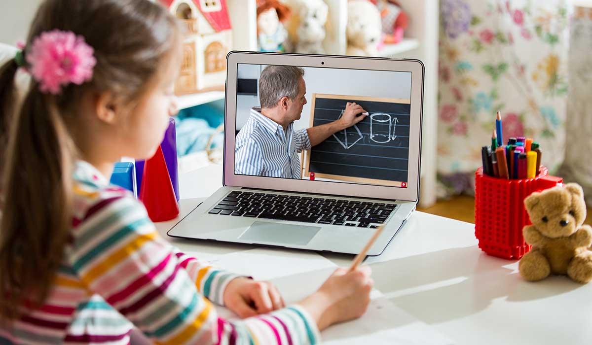 cómo preparar el aula virtual para tu casa
