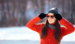cuidado de los ojos durante el invierno