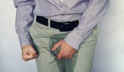 incontinencia urinaria en hombres