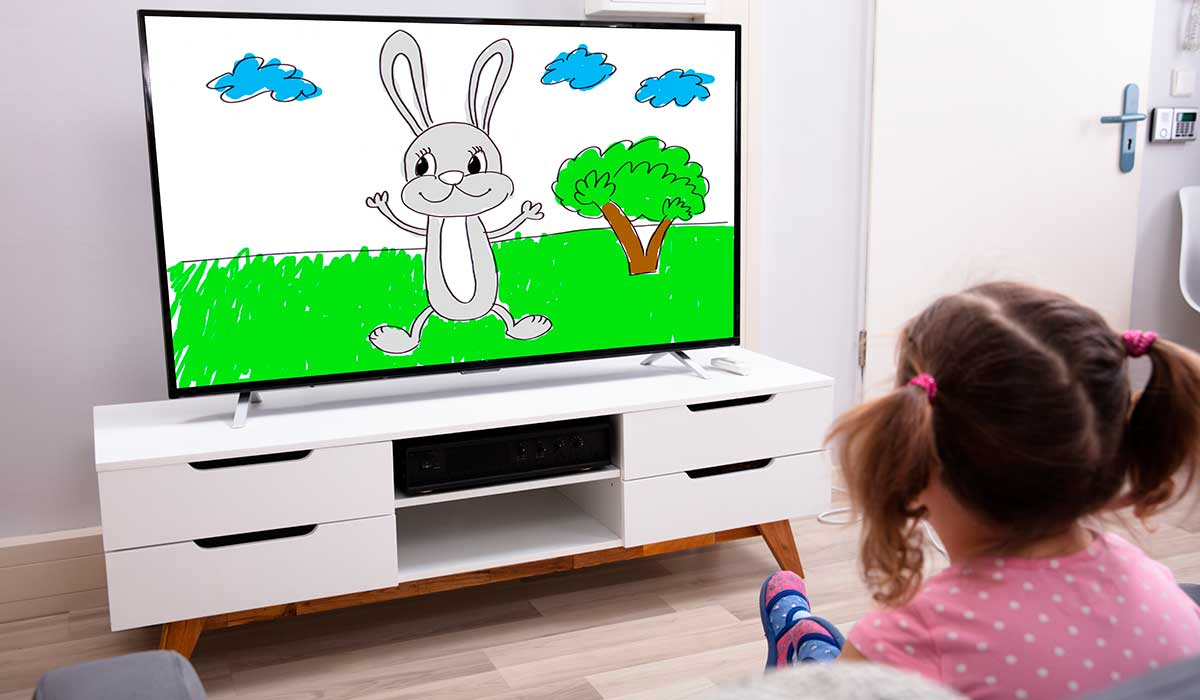 ¿por qué los niños quieren ver la misma película?