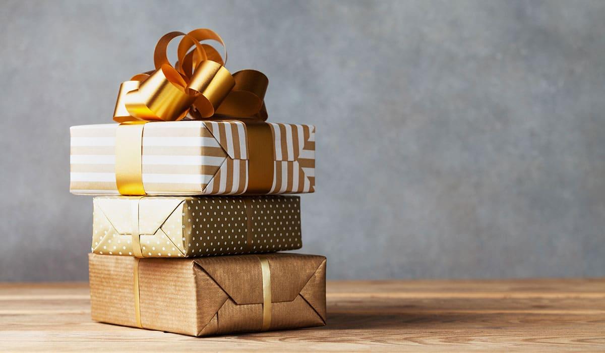 evita estos regalos en Navidad