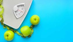 la manzana puede ayudarte a bajar de peso
