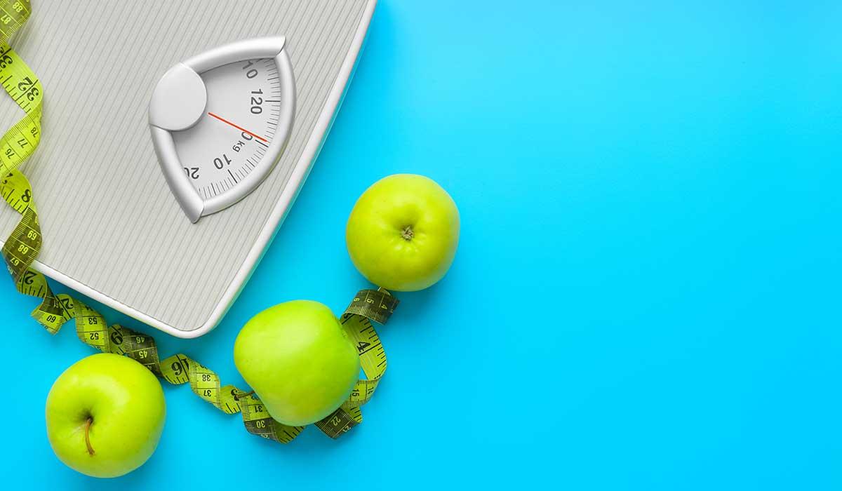 ¿Tienes algunos kilos extras? Equilibra tu peso con manzanas