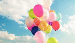 los globos contaminan mucho