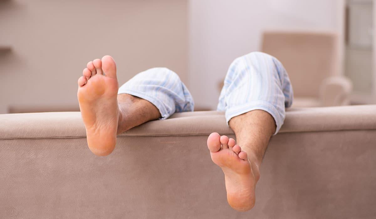 qué es el síndrome de piernas inquietas
