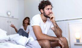 Tal vez tu pareja no quiere tener relaciones sexuales por esto