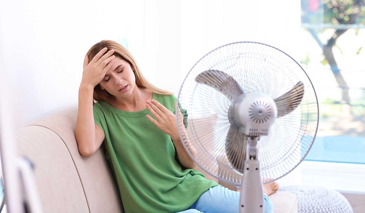la menopausia puede llegar antes