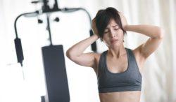 el ejercicio puede provocar cosas raras a tu cuerpo