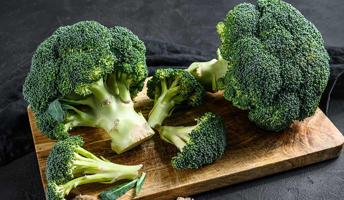 ¿le darías una oportunidad al brócoli en tu café?