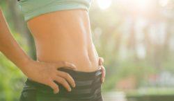 logra un abdomen plano sin ejercicios