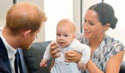 por qué el hijo de Meghan no es príncipe
