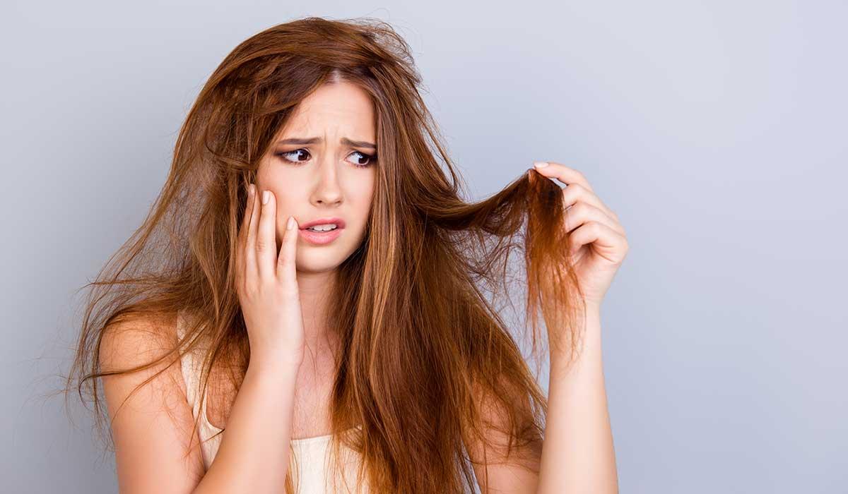 signos de que tu cabello está seco y necesitas hidratarlo