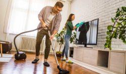 trucos para limpiar más rápido