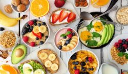 opciones para tu desayuno