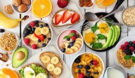 Usa estas recetas para un desayuno saludable