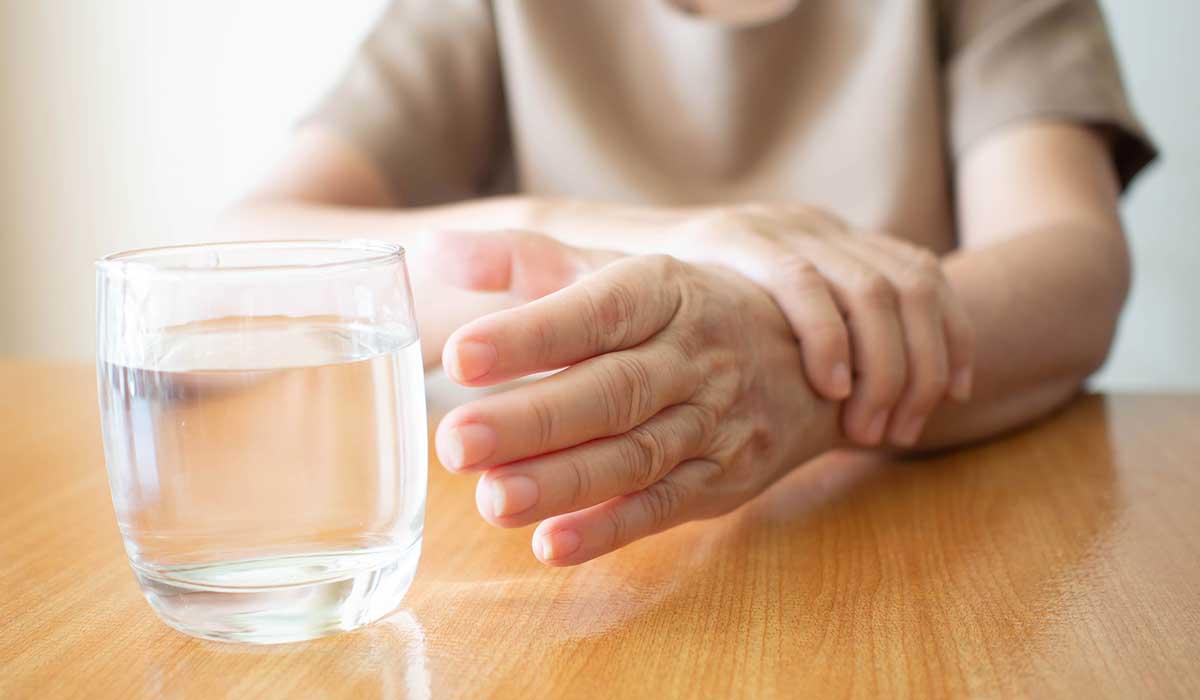 signos de posible enfermedad de Parkinson