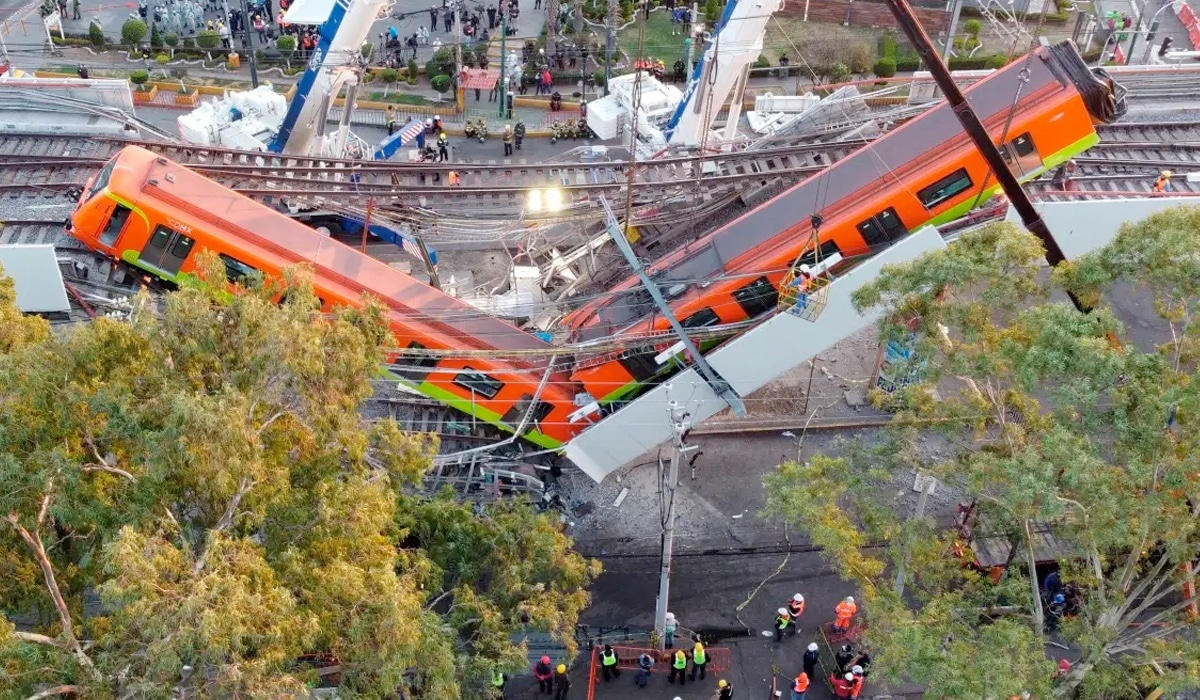 póliza de seguro para afectados del accidente del Metro