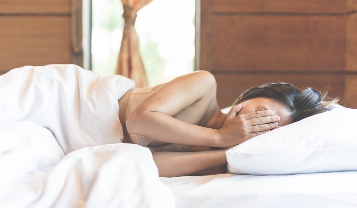 por qué tengo dolor con el sexo