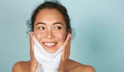 buenos hábitos para la limpieza de la piel por la noche
