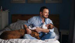 cómo enfrentar la llegada de un bebé si tienes mascota