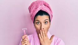 cuídate de infecciones y cambia tu navaja de afeitar