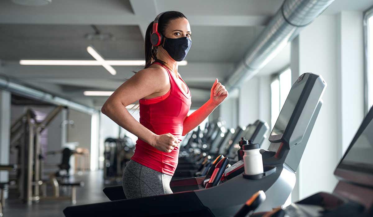 durante el ejercicio intenso aumenta el número de aerosoles