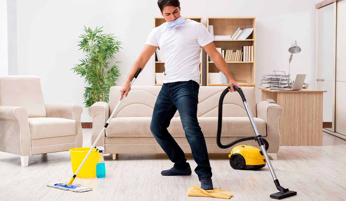 guía para limpiar tu hogar