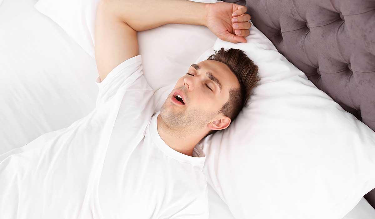 roncar no es el único signo de la apnea del sueño