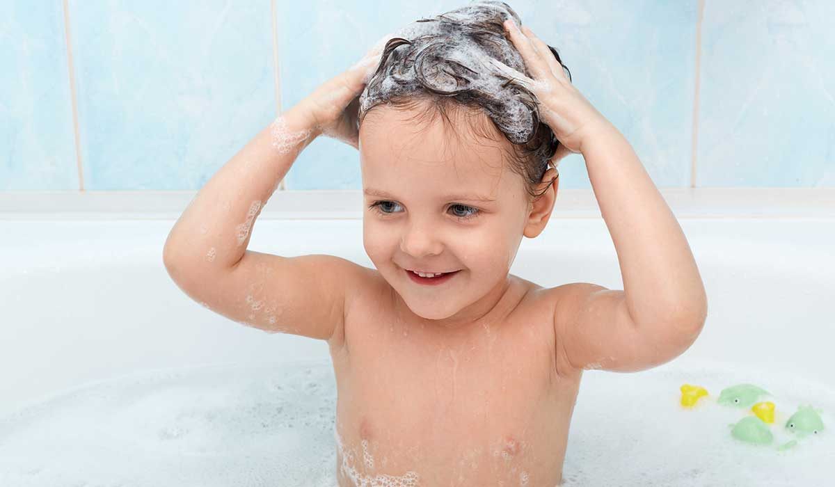 usos que puedes tener con el shampoo de bebés