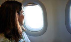 por esto las ventanas de los aviones son redondas