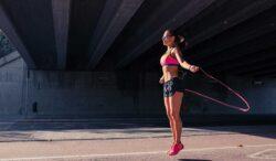 qué es mejor correr o saltar la cuerda