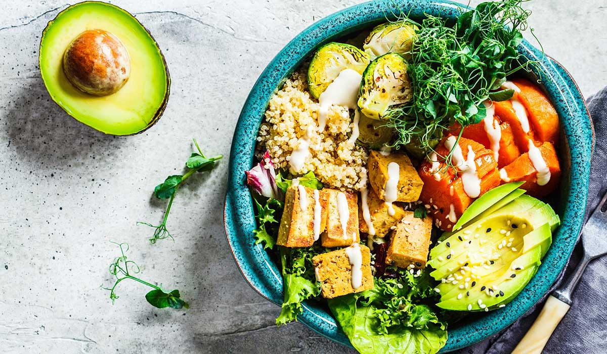 que pasaría en tu cuerpo si comes una dieta vegana