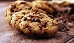 receta para hacer galletas con chispas de chocolate