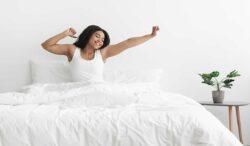 deja de dormir a esta hora para ser más productiva