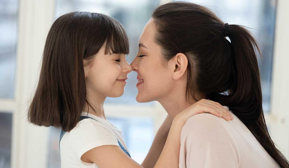 cómo ser una mejor mama para tus niños