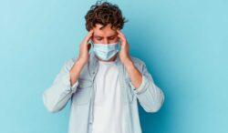 dolor de cabeza podria indicar que tu sistema inmune lucha contra covid