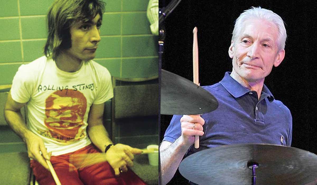 muere el baterista de los Rolling Stones, Charlie Watts